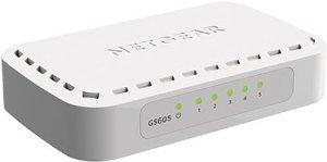 Netgear 5 Poort GS605-400PES1GB