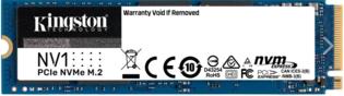 1TB M.2 PCIe NVMe Kingston NV1 Consumer 2100/1700