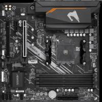 Gigabyte AM4 B550M AORUS ELITE - 2xM.2/HDMI/DVI/µATX