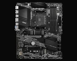 MSI AM4 B550-A PRO - 2xM.2/DP/HDMI/ATX