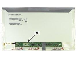LTN156AT03 15.6 inch LCD Scherm 1366x768 Glans 40Pin