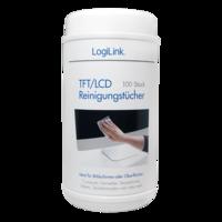 LogiLink Reinigingsdoeken voor TFT-, LCD- en plasmaschermen