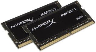SO DIMM 16GB/DDR4 2666 Kingston HyperX ImpactCL15 2x8GB
