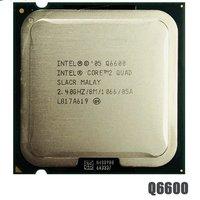 Intel Core™2 Quad Q6600 Socket:  LGA775