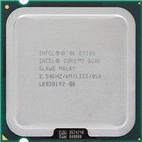 Intel Core™2 Quad Q9300 Socket:  LGA775