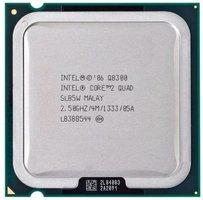 Intel Core™2 Quad Q8300 Socket:  LGA775