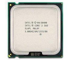Intel Core 2 Duo E8400 Socket:  LGA775