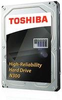 4,0TB Toshiba N300 NAS Series SATA3/128MB/7200rpm