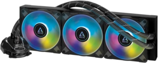 Arctic Liquid Freezer II - 360 A-RGB / Waterkoeling
