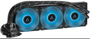 Arctic Liquid Freezer II - 360 RGB / Waterkoeling