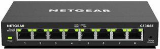 Netgear 8 Poort GS308E-100PES 1GBit