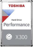 6,0TB Toshiba X300 Series SATA3/256MB/7200rpm