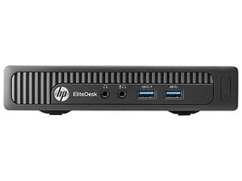 HP Elitedesk 800 G1 DM i5-4590T - 8GB - 256SSD - Windows 10 Pro