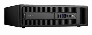 HP Elitedesk 800 G2 SSF - i5-6500T - 8GB - 256SSD - Windows 10 Pro