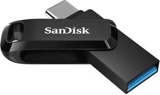USB-C 3.1 FD 64GB Sandisk Ultra Drive Go
