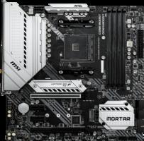 MSI AM4 MAG B550M MORTAR WIFI - 2xM.2/DP/HDMI/µATX