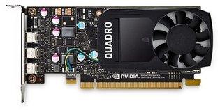 P400 Dell QUADRO V2 2GB/4xmDP/Bulk