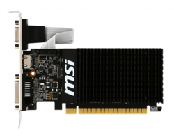 MSI NVIDIA GeForce GT710 1GD3H LP Silent