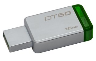 Kingston Flash Drive DataTraveler 50 16GB