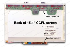 LTN156AT17 15.4 inch laptop scherm 1920x1200 Mat 30Pin
