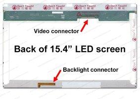 LP154WX7-TL-A1 15.4 inch laptop scherm 1280x800 Mat 30Pin