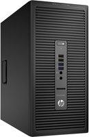 HP Elitedesk 705 G1 MT AMD A4-7300B - 4GB - 250GB - DVD-RW - Wind 10