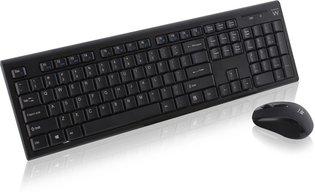 Ewent EW3135 Draadloze toetsenbord met draadloze muis US Layout - rev1
