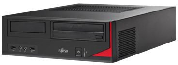Fujitsu ESPRIMO E420 - Intel G3250 4GB - 240GB - Windows 10