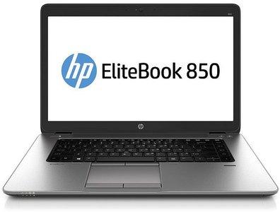 HP EliteBook 850G1 Core i5-4300U - 4GB - 500GB HD15.6 - Windows 10 Pro