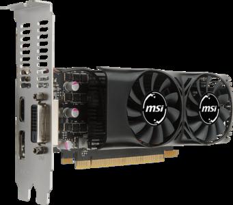 MSI NVIDIA GTX1050Ti 4GT Low Profile