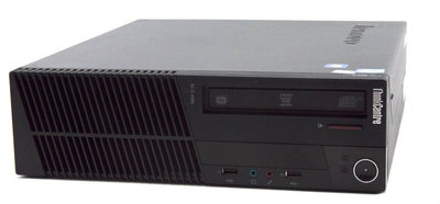 Lenovo ThinkCentre M83 - Intel Core i5-4430 - 4GB - 250GB - Windows Pro 10