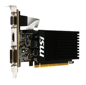 710 MSI GT 2GD3H 2GB/HDMI/DVI/VGA/Low Profile