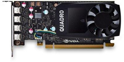 P620 PNY QUADRO V2 2GB/4xmDP/Low Profile