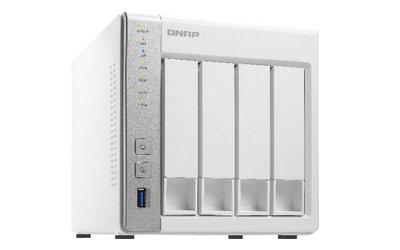 QNAP TS-431P 4-bay/USB 3.0/2x GLAN