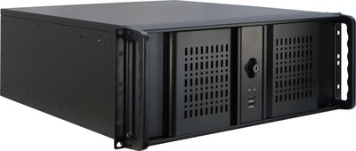 Inter-Tech 4U-4098-S - USB2.0/Server Case/ATX
