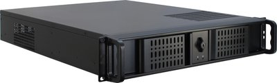 Inter-Tech 2U 2098-SL - USB2.0/Server Case/ATX