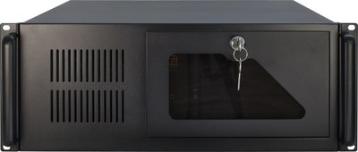 Inter-Tech 4U-4088-S - USB2.0/Server Case/ATX