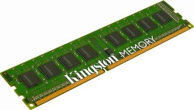 4GB DDR3/1333 Kingston ValueRam CL9