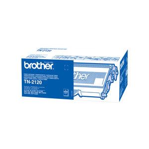 Brother TN-2120 Zwart 2.600 pagina`s (Origineel)