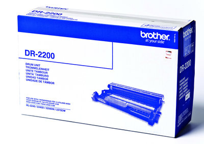Brother DR-2200 Trommel 12.000 pagina's (Origineel)
