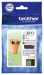 Brother LC-3217 Value Pack 550 pagina's (Origineel)