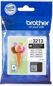 Brother LC-3213BK Zwart 400 pagina's (Origineel)