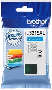 Brother LC-3219XLC Cyaan 1500 pagina's (Origineel)
