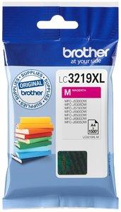 Brother LC-3219XLM Magenta 1500 pagina's (Origineel)
