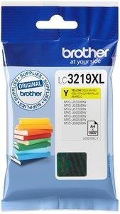 Brother LC-3219XLY Geel 1500 pagina's (Origineel)