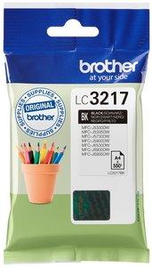 Brother LC-3217BK Zwart 550 pagina's (Origineel)