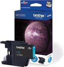 Brother LC-1220C Cyaan 4,8ml (Origineel)