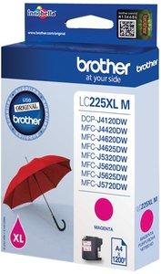 Brother LC-225XLM Magenta 11,8ml (Origineel)