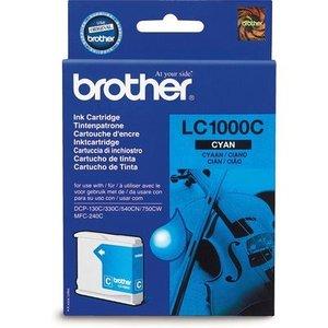 Brother LC-1000C Cyaan 9,0ml (Origineel)