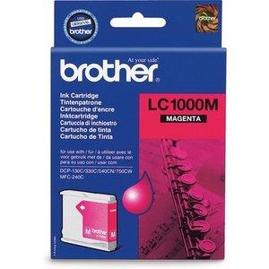 Brother LC-1000M Magenta 9,0ml (Origineel)